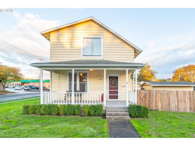 200 S Main St, Newberg, OR 97132 (MLS #18683414) :: Fox Real Estate Group