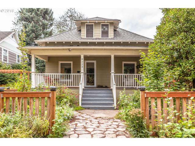 8223 SE 16TH Ave, Portland, OR 97202 (MLS #18684396) :: Next Home Realty Connection