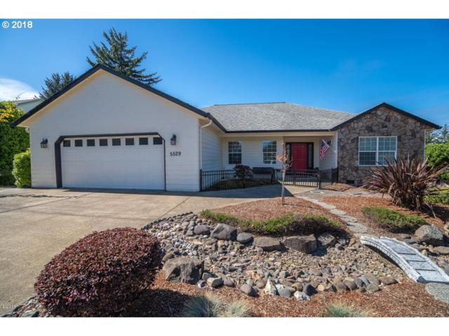 5529 NE Voyage Ave, Lincoln City, OR 97367 (MLS #18684541) :: R&R Properties of Eugene LLC