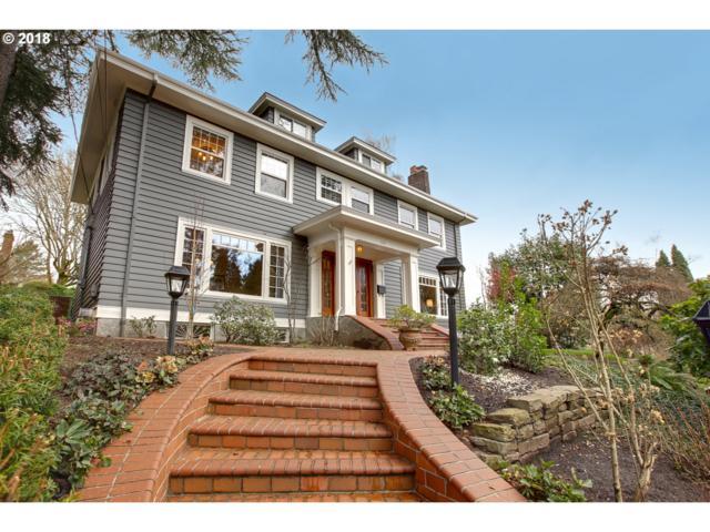 3463 SE Ankeny St, Portland, OR 97214 (MLS #18684620) :: Hatch Homes Group