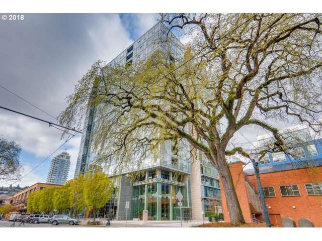 1221 SW 10TH Ave #1407, Portland, OR 97205 (MLS #18684627) :: Next Home Realty Connection
