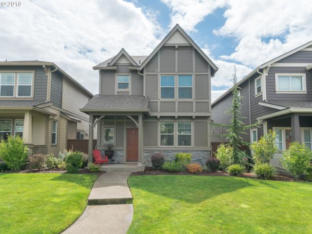 11910 SW Barber St, Wilsonville, OR 97070 (MLS #18685435) :: Hatch Homes Group