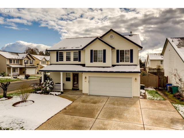 301 NW 148TH Cir, Vancouver, WA 98685 (MLS #18685795) :: Next Home Realty Connection