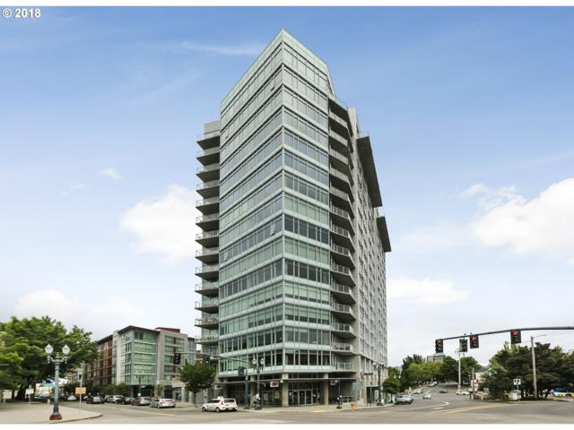 1926 W Burnside St #910, Portland, OR 97209 (MLS #18686339) :: Portland Lifestyle Team