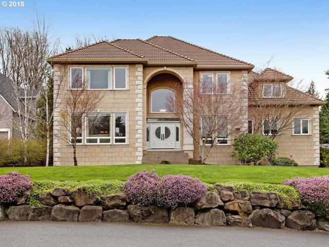8205 NW Ridgetop Ct, Portland, OR 97229 (MLS #18686807) :: Hatch Homes Group