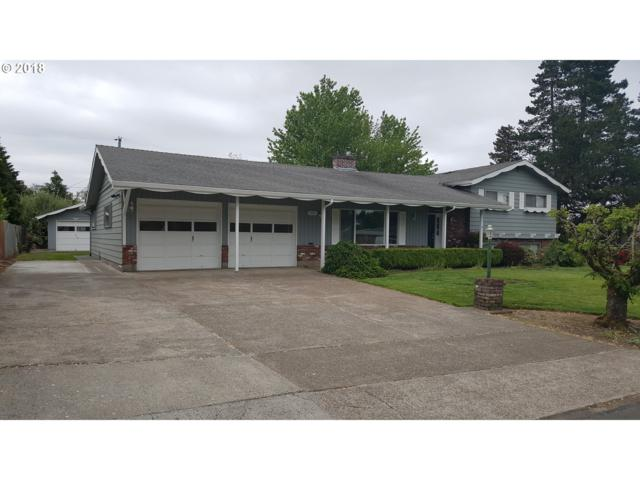 9511 NW 11TH Ave, Vancouver, WA 98665 (MLS #18686918) :: Team Zebrowski