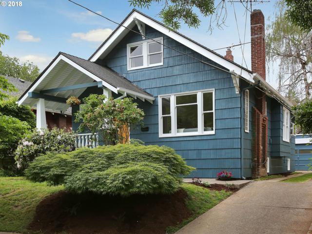 1735 SE 41ST Ave, Portland, OR 97214 (MLS #18687303) :: McKillion Real Estate Group