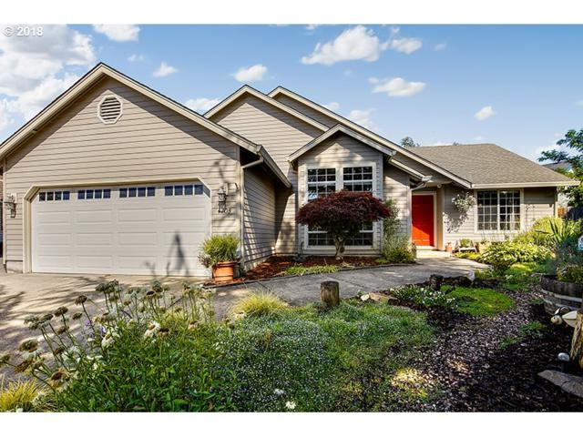 4703 NE 25TH Ct, Vancouver, WA 98663 (MLS #18688320) :: The Sadle Home Selling Team
