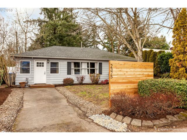 2375 SW Westfield Ave, Portland, OR 97225 (MLS #18688672) :: Five Doors Network