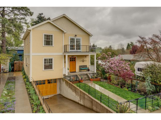 1311 SE Martins St, Portland, OR 97202 (MLS #18689660) :: Hatch Homes Group