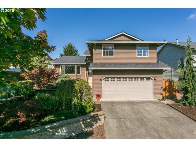 13405 SW Lancewood St, Beaverton, OR 97008 (MLS #18689666) :: Matin Real Estate