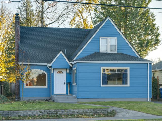 5814 NE Halsey St, Portland, OR 97213 (MLS #18690803) :: Realty Edge