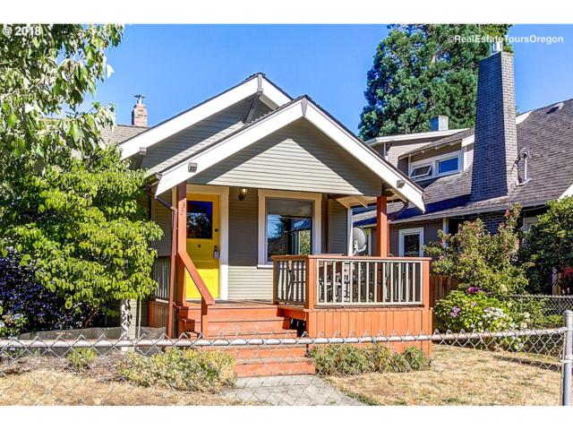 732 NE 69TH Ave, Portland, OR 97213 (MLS #18691329) :: Portland Lifestyle Team
