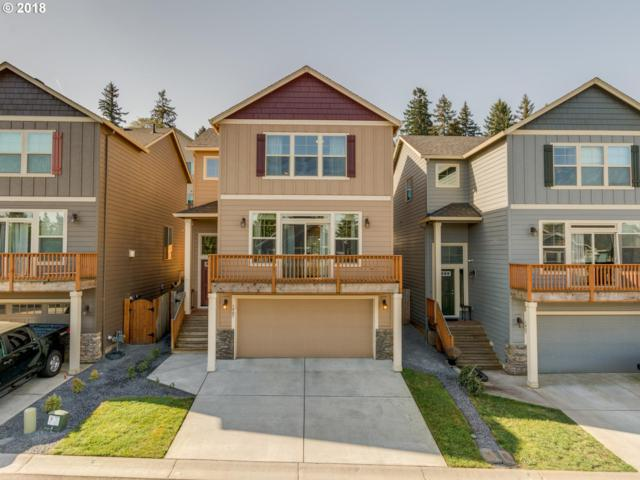 1407 NE 72ND Way, Vancouver, WA 98665 (MLS #18691561) :: Next Home Realty Connection