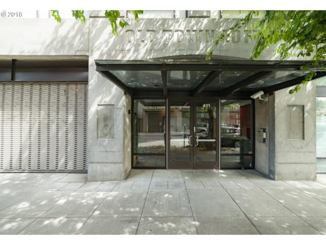 411 NW Flanders St #704, Portland, OR 97209 (MLS #18691887) :: Cano Real Estate