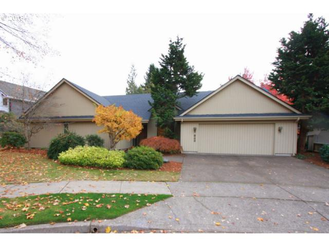 843 Fairway View Dr, Eugene, OR 97401 (MLS #18692891) :: Team Zebrowski