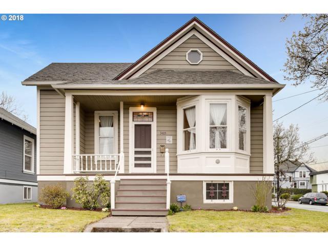3405 SE 13TH Ave, Portland, OR 97202 (MLS #18693146) :: Cano Real Estate