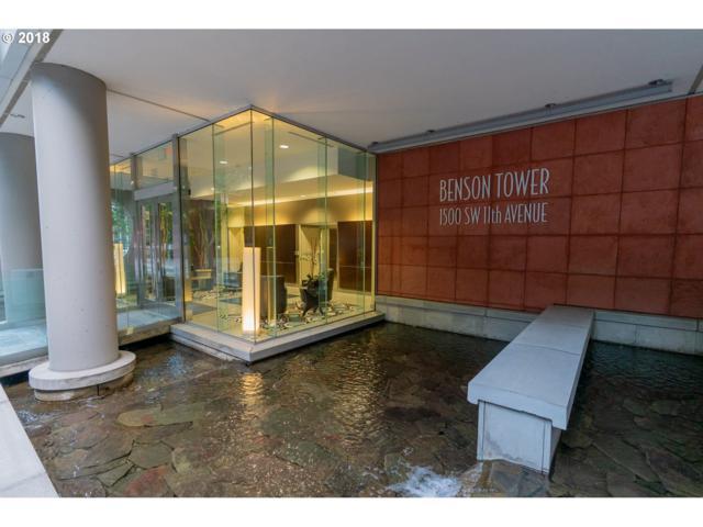 1500 SW 11TH Ave #2305, Portland, OR 97201 (MLS #18693466) :: TLK Group Properties