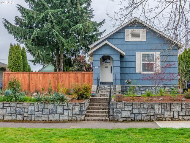 2400 N Terry St, Portland, OR 97217 (MLS #18694015) :: Hatch Homes Group