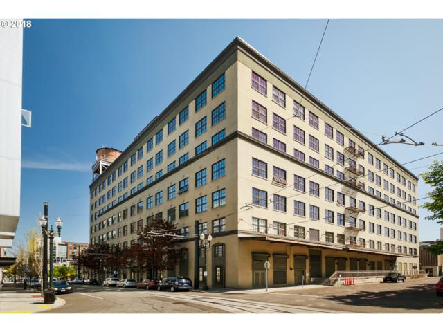 1420 NW Lovejoy St #623, Portland, OR 97209 (MLS #18694772) :: Portland Lifestyle Team