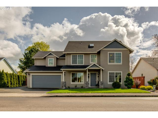 594 S Ponderosa St, Canby, OR 97013 (MLS #18695153) :: Beltran Properties at Keller Williams Portland Premiere