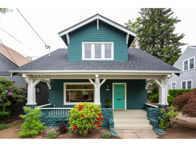 1714 NE Going St, Portland, OR 97211 (MLS #18695900) :: The Sadle Home Selling Team