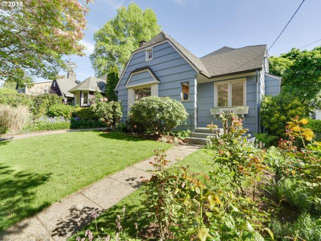 3634 SE Ogden St, Portland, OR 97202 (MLS #18696237) :: Team Zebrowski