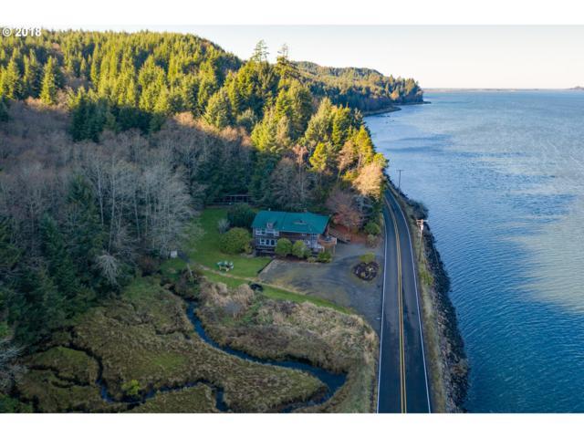 3950 NW Bayocean Rd, Tillamook, OR 97141 (MLS #18698393) :: Cano Real Estate