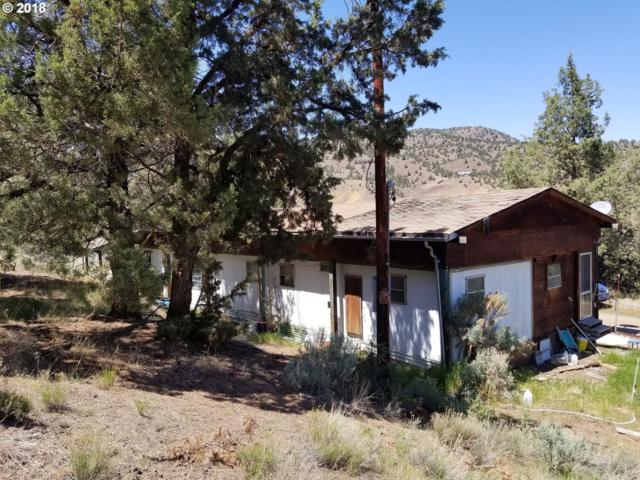 15862 Lost Coyote Lane Ln, Mitchell, OR 97750 (MLS #18698985) :: Team Zebrowski