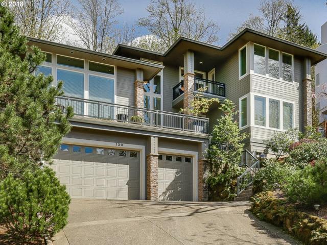 120 SW Moonridge Pl, Portland, OR 97225 (MLS #18699164) :: TLK Group Properties
