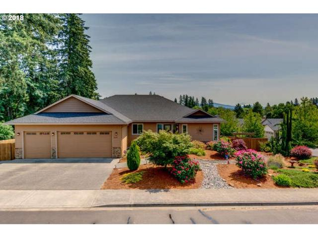 1622 N 25TH St, Washougal, WA 98671 (MLS #18699513) :: Fox Real Estate Group