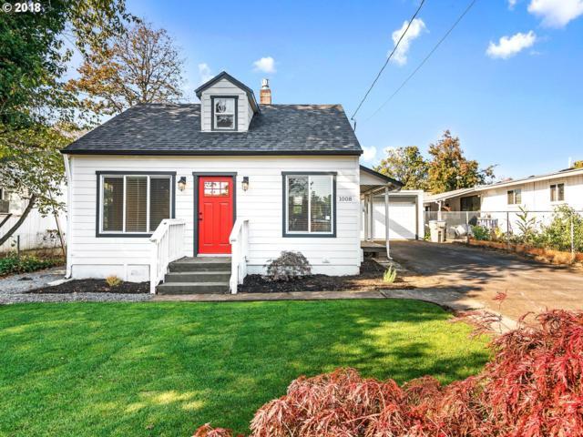1008 Johnson St, Oregon City, OR 97045 (MLS #18699787) :: Fox Real Estate Group