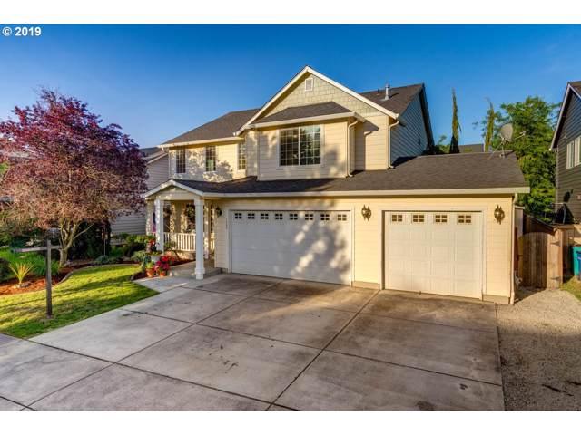 1809 SE 2ND Pl, Battle Ground, WA 98604 (MLS #19000238) :: Cano Real Estate