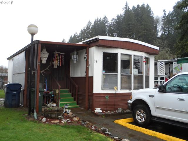 2145 31ST ST SPACE 26, Springfield, OR 97477 (MLS #19001225) :: The Galand Haas Real Estate Team