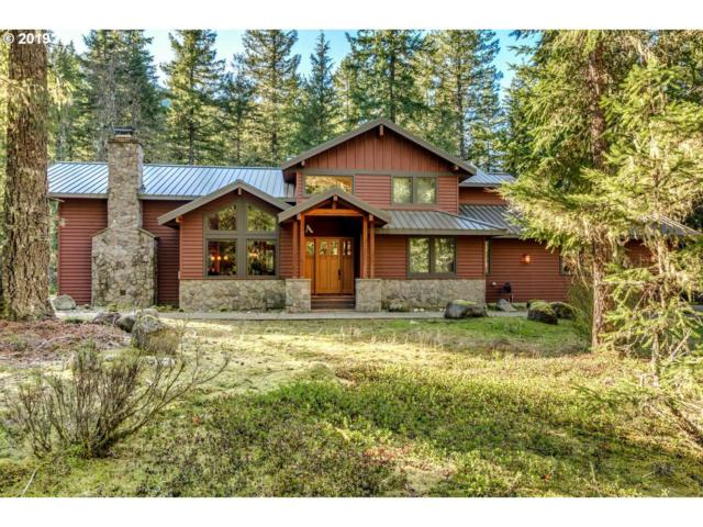 20803 E Glacier View Rd, Rhododendron, OR 97049 (MLS #19001461) :: Townsend Jarvis Group Real Estate