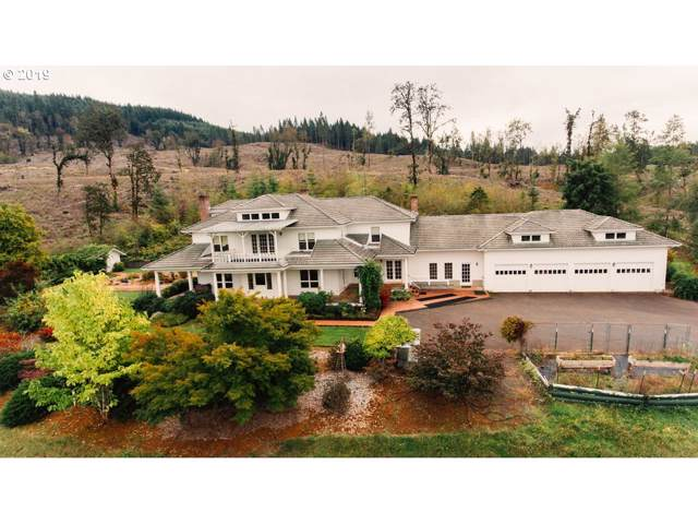 38818 Upper Camp Creek Rd, Springfield, OR 97478 (MLS #19001837) :: The Lynne Gately Team