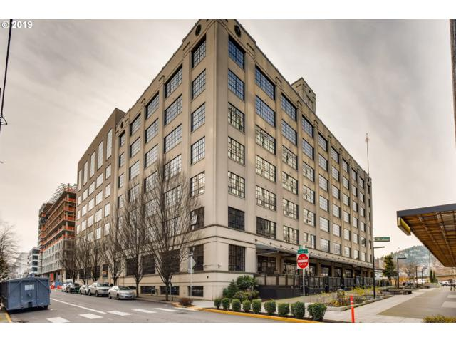 1400 NW Irving St #725, Portland, OR 97209 (MLS #19001851) :: Next Home Realty Connection