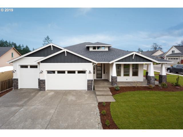 1503 W Alder Pl, La Center, WA 98629 (MLS #19002213) :: Lucido Global Portland Vancouver