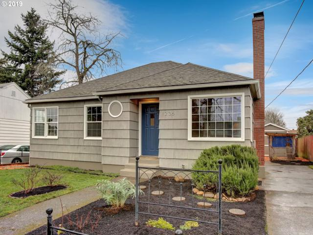 1236 NE 80TH Ave, Portland, OR 97213 (MLS #19002932) :: Next Home Realty Connection
