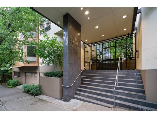 1535 SW Clay St #202, Portland, OR 97201 (MLS #19004292) :: Next Home Realty Connection