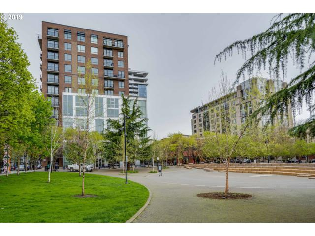 922 NW 11TH Ave #607, Portland, OR 97209 (MLS #19004550) :: McKillion Real Estate Group