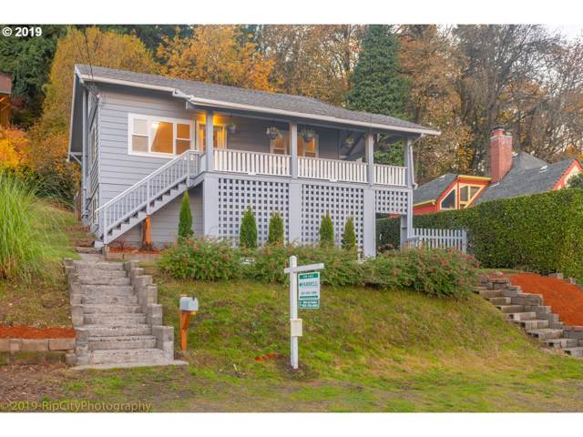 10117 NW Wilark Ave, Portland, OR 97231 (MLS #19004760) :: Song Real Estate