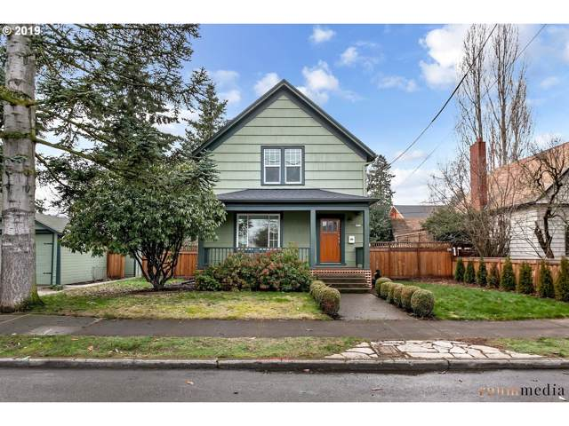 4855 SE 65TH Ave, Portland, OR 97206 (MLS #19005360) :: Next Home Realty Connection