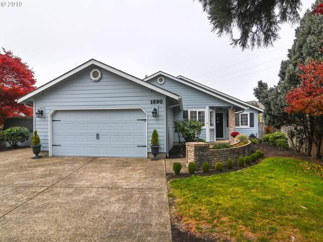1690 Ridgley Blvd, Eugene, OR 97401 (MLS #19005557) :: Change Realty