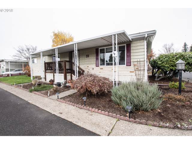 1800 Lakewood Ct Space 59, Eugene, OR 97402 (MLS #19007198) :: Song Real Estate