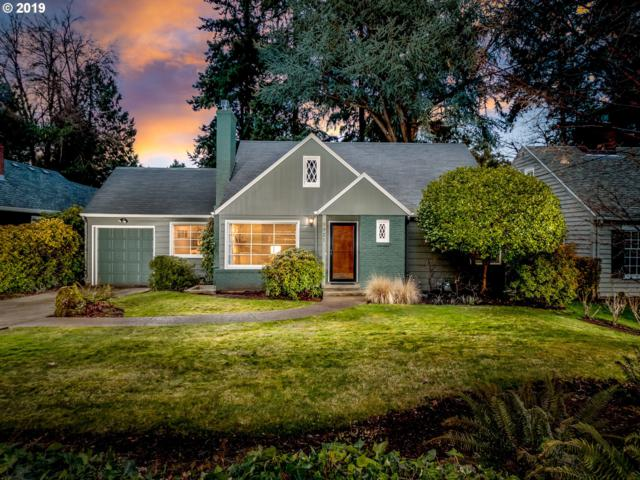 9921 NE Skidmore St, Maywood Park, OR 97220 (MLS #19007316) :: Next Home Realty Connection
