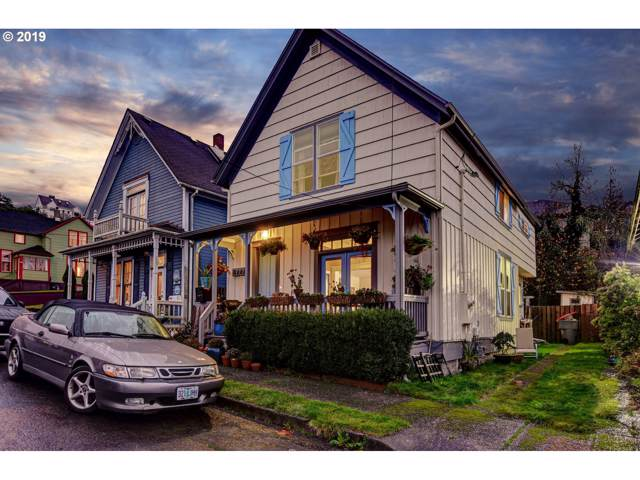 777 6th St, Astoria, OR 97103 (MLS #19007586) :: Song Real Estate