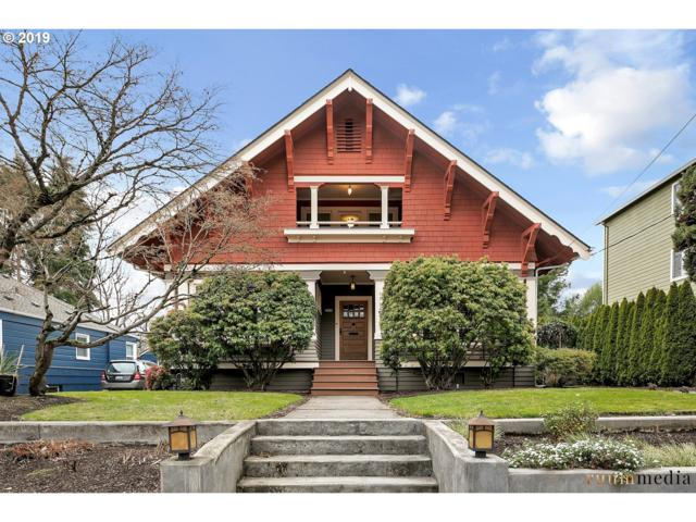 2225 SE 60TH Ave, Portland, OR 97215 (MLS #19007939) :: Song Real Estate