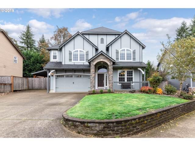 19493 Hummingbird Loop, Oregon City, OR 97045 (MLS #19008725) :: Premiere Property Group LLC