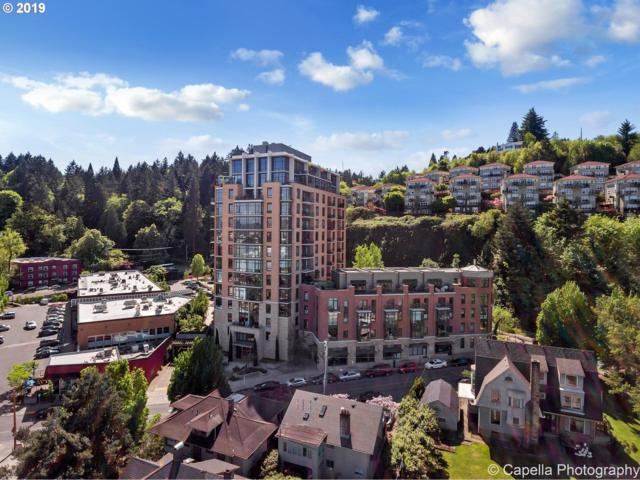 2351 NW Westover Rd #305, Portland, OR 97210 (MLS #19008982) :: McKillion Real Estate Group
